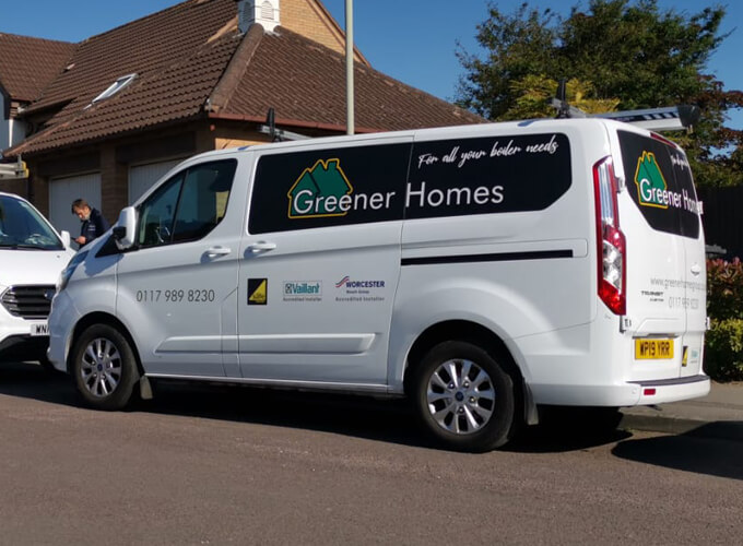 Greener Homes Group - Boiler Installation and Servicing in Bristol